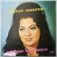 DISC LP VINYL - MARIA CIOBANU - HAULESC GORJENCELE, VINIL, electrecord