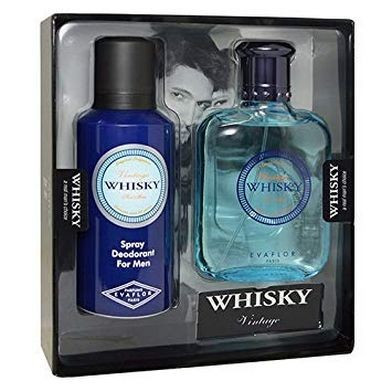 Set cadou 2 piese Whisky Vintage