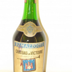 brandy CHATEAU la VICTORIE, ramazzotti, maison 1815, ani 50/60 cl 75 gr 42