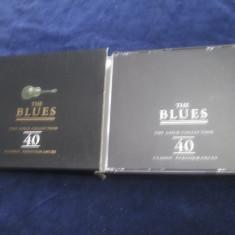 Various - The Blues _ bublu cd , compilatie _ Retro ( Europa , 1997 )