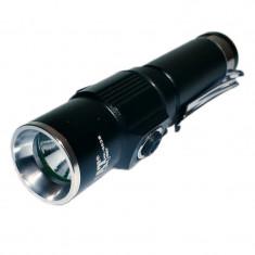 Mini lanterna reincarcabila Swat NK-6638, LED, 3 W