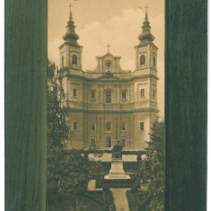 493 - ORADEA, Romania - old postcard - unused