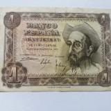 SPANIA 1 PESETAS 1951