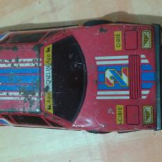 Jucarie tabla masina cu mecanism cu frictiune