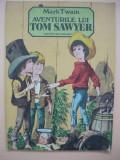 Mark Twain - Aventurile lui Tom Sawyer ( ilustratii Vasile Olac ), Alta editura