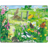 Puzzle Natura, 20 Piese Larsen LRFH25 B39016868
