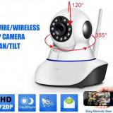 Camera wireless pentru supraveghere / IP