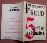 5 Lectii de psihanaliza - Sigmund Freud, Alta editura