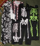 Costum,bluza,manusi haloween,carnaval,serbare copii,pret pe bucata