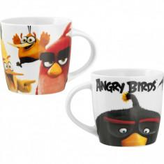 Cana portelan Angry Birds 330ml Lulabi 8161768 B3502636