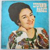 STEFANIA RARES - IONEL, SPRANCENE NEGRE - DISC LP VINYL