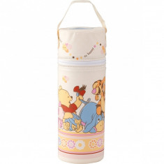 Suport termoizolant pentru 1 biberon Winnie the Pooh Lulabi 7825001 B3502262