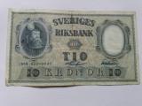 SUEDIA 10 KRONOR 1959