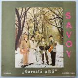 DISC LP VINYL - SAVOY - GAROAFA ALBA