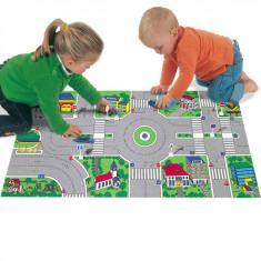 Covoras De Joaca City Traffic Cu 25 Piese