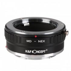 Kent Faith MD-NEX II adaptor montura Minolta MD la Sony E-Mount (NEX) KF06.308