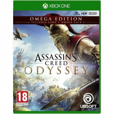 Assassin S Creed Odyssey Omega Edition Xbox One, Ubisoft