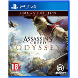 Assassin S Creed Odyssey Omega Edition Ps4