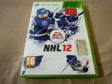 Joc NHL 12, XBOX360, original, alte sute de jocuri!, Sporturi, 3+, Multiplayer