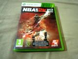Joc NBA 12, XBOX360, original, alte sute de jocuri!, Sporturi, 3+, Multiplayer