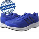 Pantofi sport Adidas Duramo Lite pentru barbati - adidasi originali - alergare, 43 1/3, 44 2/3, 45 1/3, Albastru, Textil