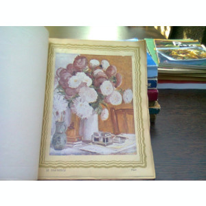 18 reproduceri dupa tablouri de pictori romani si straini