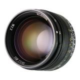 Obiectiv 7Artisans 50mm F1.1 negru pentru Leica L-mount