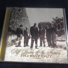 Puff Daddy & The Family - No Way Out  _ cd,album _ Pudd Daddy Rec.(EU,1997)