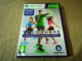 Joc Kinect Your Shape Fitness evolved 2012, XBOX360, original!, Sporturi, 3+, Multiplayer