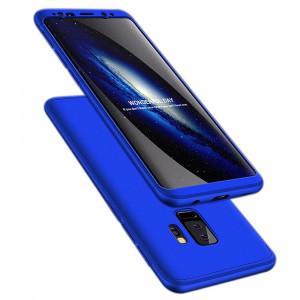 Husa 360 Grade Upzz Protection Samsung Galaxy S9+ Plus Blue
