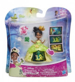 Figurina Hasbro Disney Princess Little Kingdom Mini Doll Spin A Story Tiana
