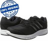Pantofi sport Adidas Duramo Lite pentru barbati - adidasi originali - alergare, 40, Negru, Textil