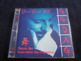 Gigi D'Agostino - Tecno Fes _ CD,album _ ZYX ( Germania , 2000 )