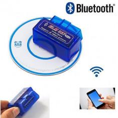 Diagnoza Universala Elm327 Mini Bluetooth OBDII OBD2 versiunea 2018