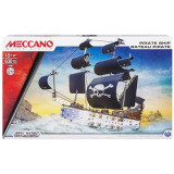 Jucarie Meccano Pirate Ship Model Set
