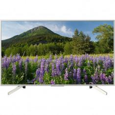Televizor Sony LED Smart TV KD49 XF7077 124cm Ultra HD 4K Silver, 124 cm