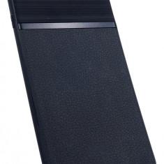 Husa Spate UPzz Auto Focus Silicon Soft iPhone 7 Plus Negru