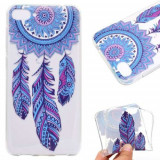 Husa Asus Zenfone 4 Max ZC520KL TPU Transparenta Dream Catcher