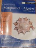 Memorator de matematica algebra booklet de Luminita Curtui