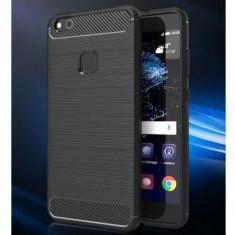 Husa Huawei P10 Lite Carbon Series Neagra