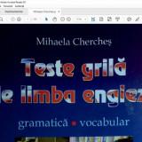 Teste grila engleza Mihaela Cherches PDF