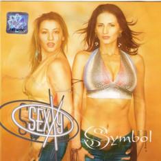 Vand cd Sexxy - Symbol, original, holograma