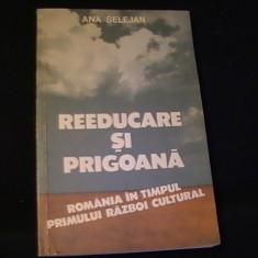 REEDUCARE SI PRIGOANA-ANA SELEJAN-VOL-II-244 PG-, Alta editura