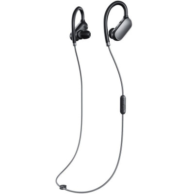 Casti Wireless Xiaomi Sport Bluetooth Negre Stereo foto