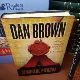 Simbolul pierdut - Dan Brown, Rao 2010 ediție LUX