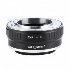 Kent Faith EXA-NEX adaptor montura Exakta la Sony E-Mount (NEX/Alpha)