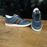 Pantofi casual bărbătești, 42.5, Albastru, Guess