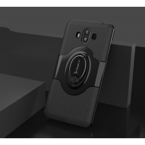 Husa Spate Ipaky Iring Magnetic Huawei Mate 10 Pro Negru