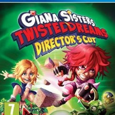 Giana Sisters Twisted Dreams Directors Cut Ps4