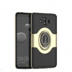 Husa Spate Ipaky Iring Magnetic Huawei Mate 10 Pro Gold